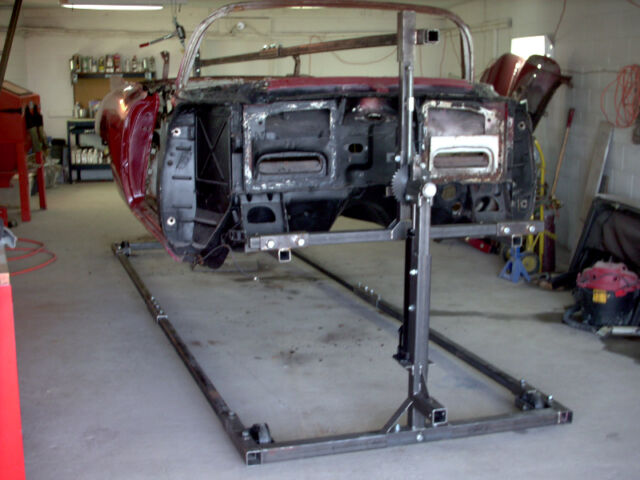 Car Rotisserie For Vehicle Restoration Nb Other Parts Amp Accessories Moncton Kijiji
