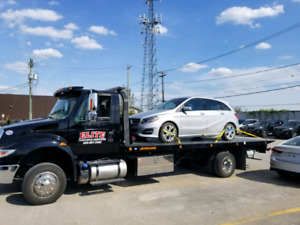 TOWING AND FLATDECK SERVICES
