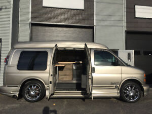 Nomad Van Campeur, Camper , Safari Condo, New West, Westfalia