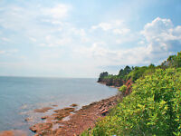 LOWER PRICE! WATERFRONT ACREAGE WOODED & PRIVATE, AWESOME VIEWS! Charlottetown Prince Edward Island Preview