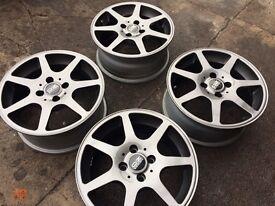 Oz racing alloys brand new