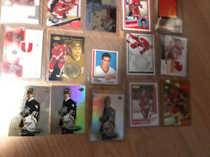Hockey cards and rookies