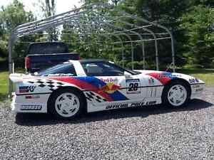 Corvette officiel Pace car!