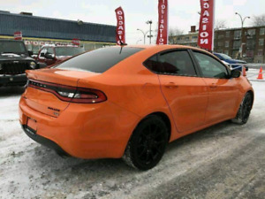 Dodge Dart Rally turbo