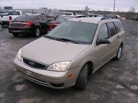 2006 Ford Focus Wagon SES ZXW