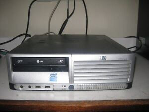 HP Desktop With Fresh Windows Vista and Warranty