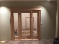 looking for a interior and exterior window and door instaler