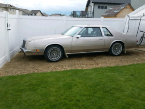 1981 Chrysler Imperial for sale or trade.