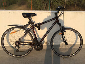 Commuter bike - Very Good Condition - Winter tires included