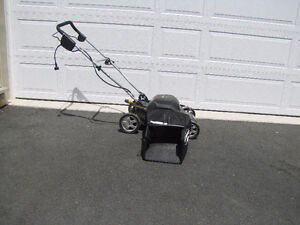 Yardworks Electric Mower