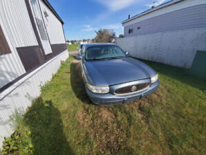 2000 Buick Lesabre MARKED TO SELL