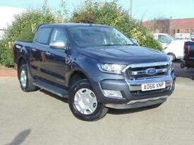 2016 Ford Ranger Pick Up Double Cab Limited 3.2 TDCi 4WD 4 door Pick Up