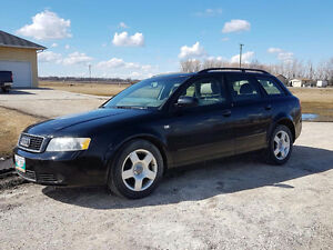 2004 Audi A4  SAFETIED