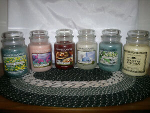 Yankee Candles variety of scents West Island Greater Montréal image 1