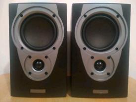 Audiophile speakers, Mission mx1
