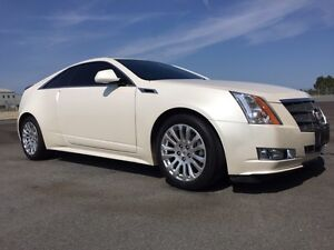 2011 CTS 4 Coupe  Awd