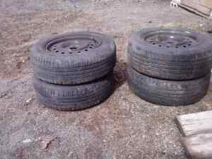 205 65r 16 set of 4 tires