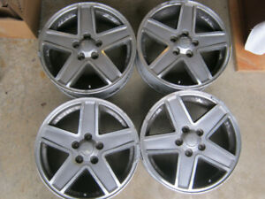 Jeep Patriot/Compass/Dodge Caliber alloy wheels (4)