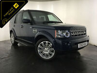 2012 LAND ROVER DISCOVERY HSE SDV6 DIESEL AUTO SERVICE HISTORY FINANCE PX