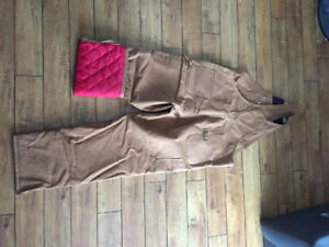 Carhart Quilted Bib