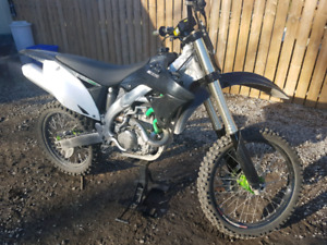 2009 Kawasaki kxf450f Monster Edition