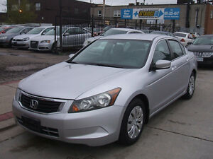 2009 Honda Accord LX - Low Kms, Accident Free