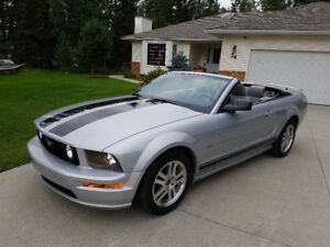 2005 Ford Mustang GT Convertible, Mint, Low Kms