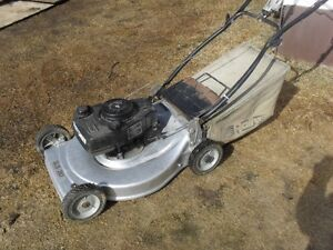 "20"" Craftsman lawnmower 3.5 hp. w/ catcher"