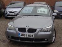 2004 BMW 5 SERIES 525i Se Touring 2.5 Auto