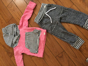 Adorable custom sweatsuit