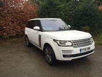 2015 Land Rover Range Rover 3.0TD V6 258bhp 4X4 s/s Auto Vogue+FULLY LOADED+FDSH