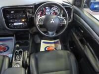 2015 MITSUBISHI OUTLANDER 2.2 DI D GX3 5dr Auto LEATHER