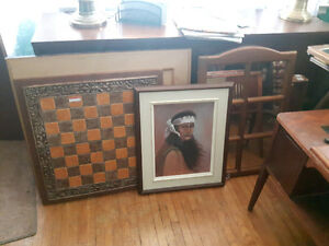 downsizing Large Chess Boards Magic tricks furniture native art