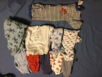 0-3 months boys bundle
