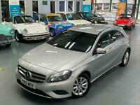 2013 Mercedes-Benz A Class 1.5 A180 CDI BlueEFFICIENCY SE 5dr Hatchback Diesel M