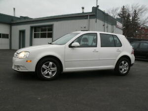 2009 Volkswagen City Golf: Only 128K, Sun Roof, Drives Great!