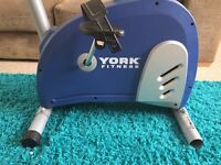 York exercise bike £35. No offers please.