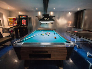 MONTREAL INDUSTRIAL LOFT BIRTHDAY PARTY OR SPECIAL EVENTS