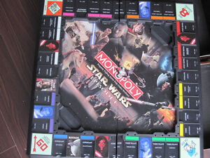 Monopoly - Star Wars Episode 1 Edition- Collector edition Peterborough Peterborough Area image 4