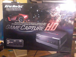AVerMedia Game Capture HD Complete in box London Ontario image 1