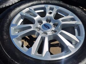 2015-2016 Ford f150 limited alloy wheels- take offs