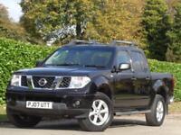 2007 Nissan Navara 2.5dCi AUTO Aventura***1 OWNER + GEN LOW MILES 86K***