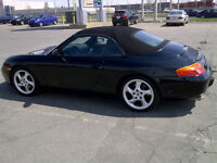 1999 Porsche 911 Convertible private sale !