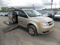2010 Dodge Grand Caravan SE **transport adapter**