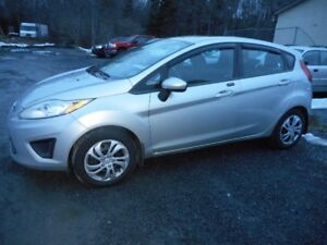 2013 Ford Fiesta tax included Hatchback