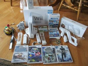 Wii, Nintendo Wii gaming system
