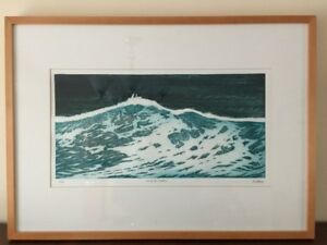 gravure à l'eau forte / etching with water