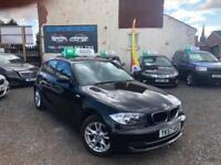 2008 57 BMW 116i 1.6 SE 5 DOOR HATCHBACK FULL MOT 2 KEYS PART X WARRANTY