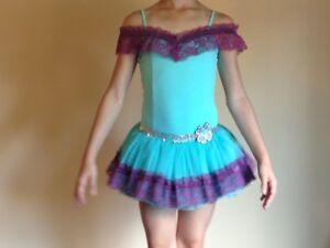 Girls' Costumes; sizes 10-12