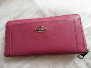 Coach Wallet - firm price - was $200+